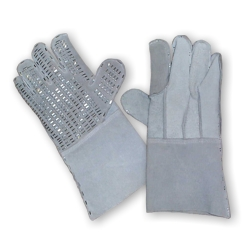 Barbed Wire Gloves.
